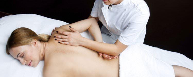 Massage Therapy Posture
