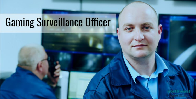 A Gaming Surveillance Officer