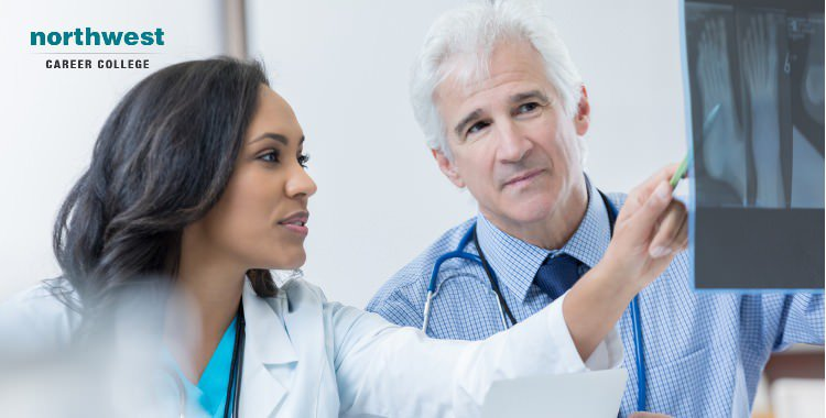 Physicians discuss patients report