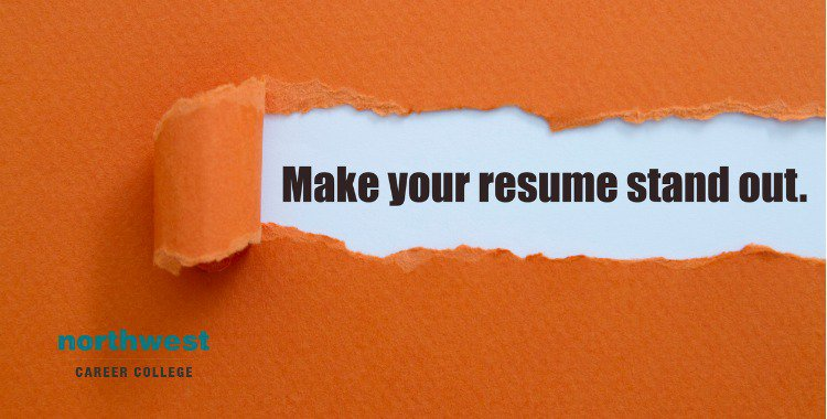 resume stand out